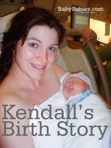 KendallsBirthStory