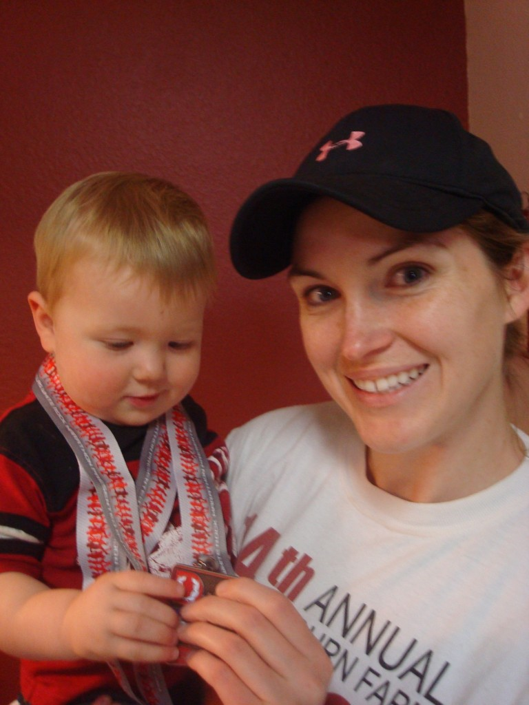 How I gave birth to my second marathon