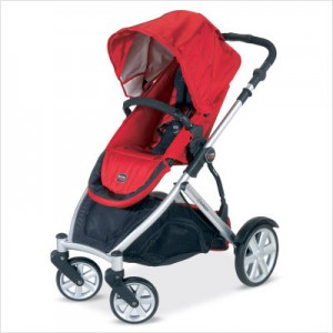 Britax-B-Ready-Stroller-in-Red