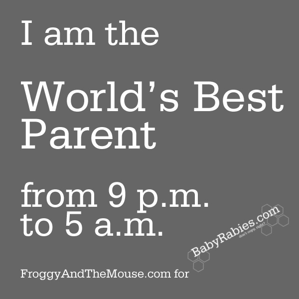 Mommy Truth: It's Easy To Parent After Bedtime