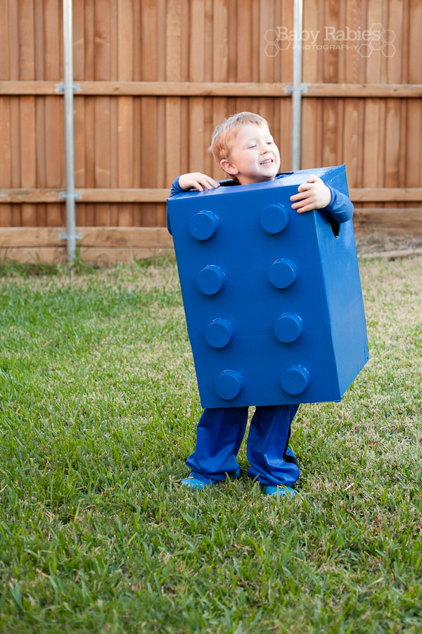 Easy diy halloween costumes lego ladybug baby rabies i followed this super easy tutorial from country living all the supplies not including the pants and shirt he wore under it were around 17 solutioingenieria Gallery