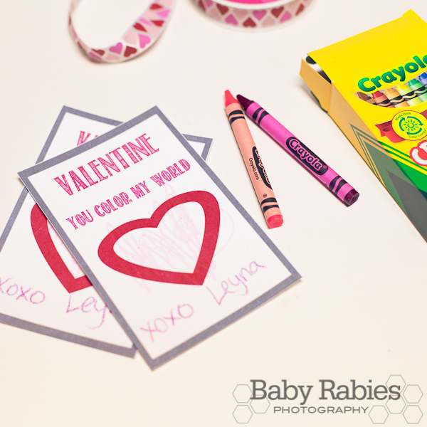 Slip The Valentine Inside The Ribbon Of Each Pouch And Youu0027re All Set!