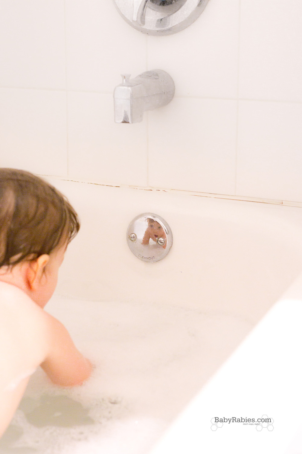 The Baby In The Bathtub