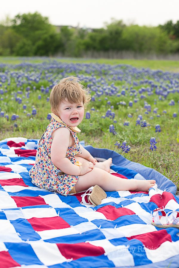 2 is Tough When You're Stuck In The Bluebonnets