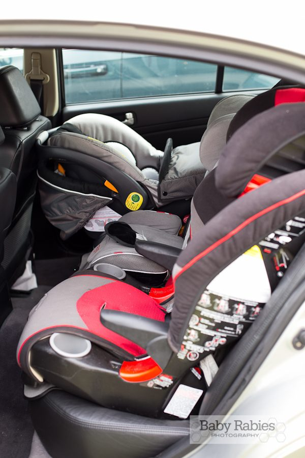 Operation 3 Car Seats and a $100 Giveaway