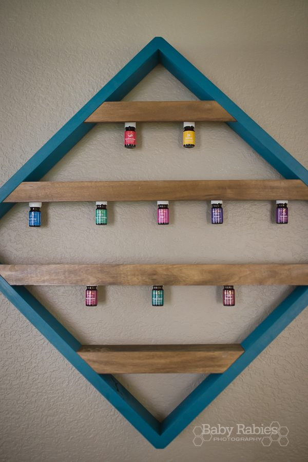 A Place For Everything- Even Essential Oils