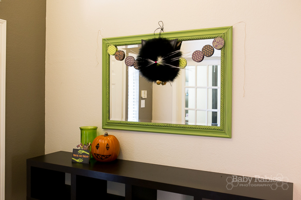 Simple, Whimsical Halloween Decorations- BabyRabies.com