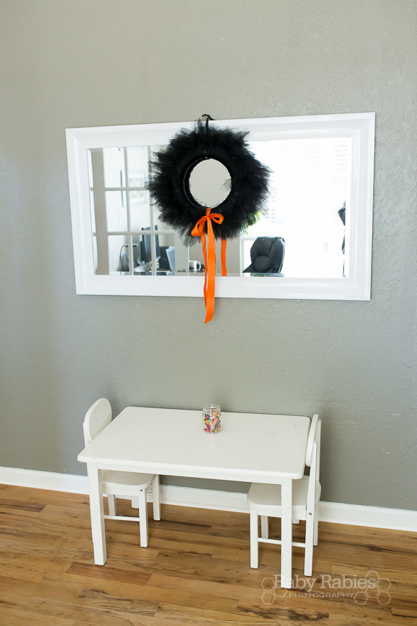 The Original Tulle Wreath- BabyRabies.com