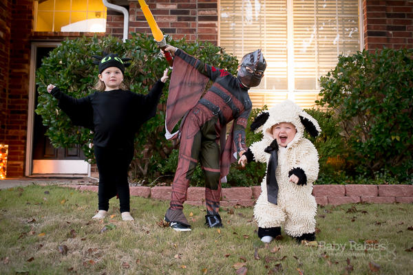 Kids Are Easier To Please Than  We Think- A Halloween Recap