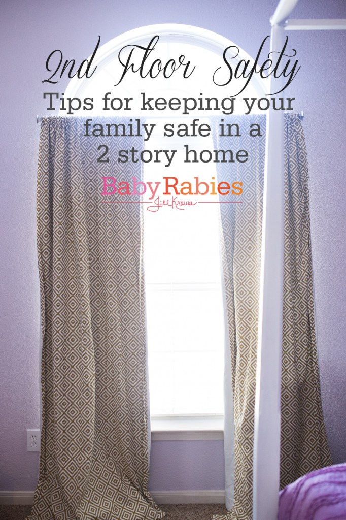 Tips for keeping your family safe in a 2-story home | BabyRabies.com