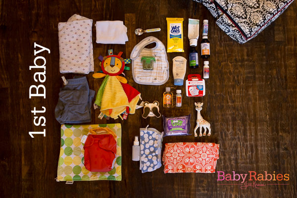 The Evolution Of My Diaper Bag