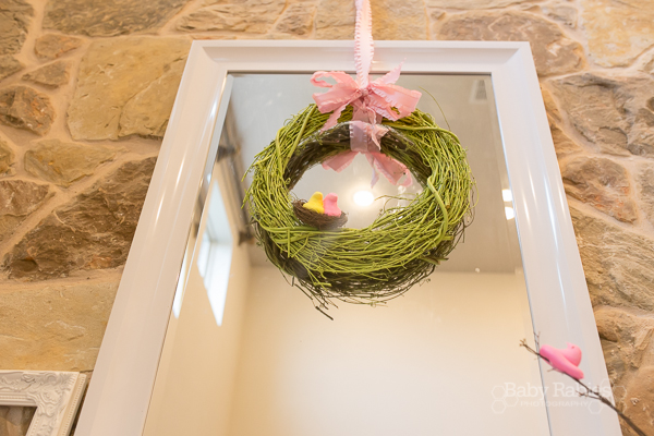 Update grapevine wreaths with spray paint to give them a fun, fresh look | BabyRabies.com