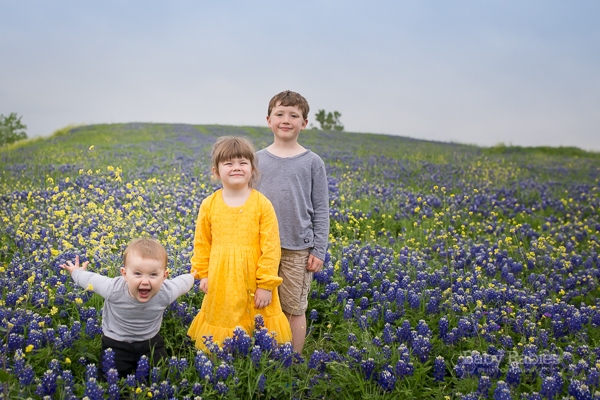 The Official 2015 Bluebonnet Post- Because That's  A Thing
