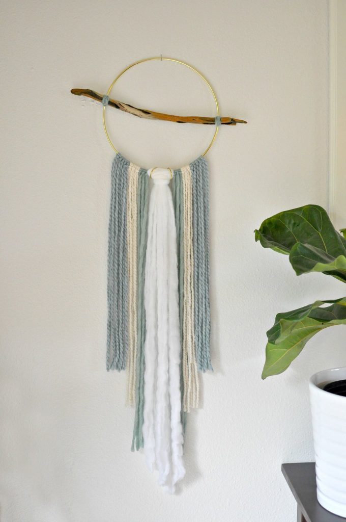 Fiber art, wall hangings and weavings by Paige & Roy | BabyRabies.com