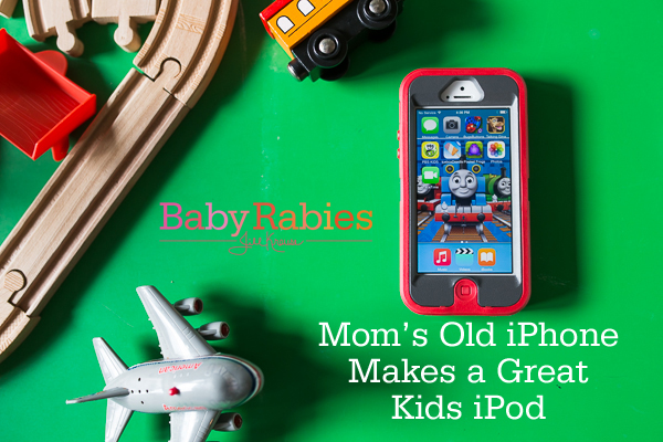 New iPhone For Me Means iPod For The Kids- Awesome Tutorial