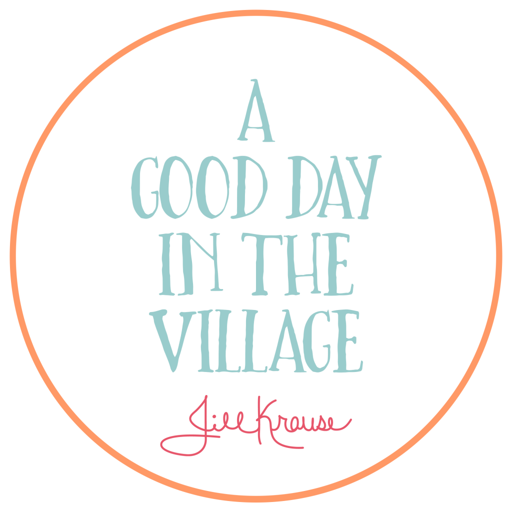 A Good Day In The Village | A celebration of people supporting parents. | BabyRabies.com