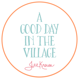 A Good Day In The Village | BabyRabies.com