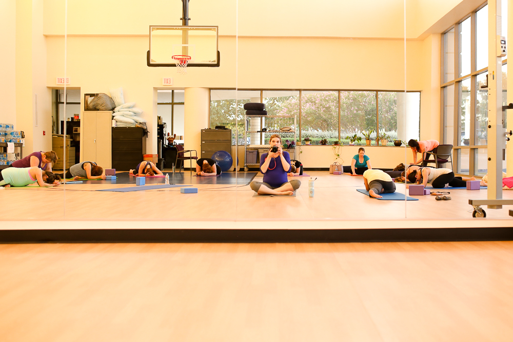 Oh Baby Fitness classes at Texas Health Resources locations across DFW - awesome workout and a great community | BabyRabies.com