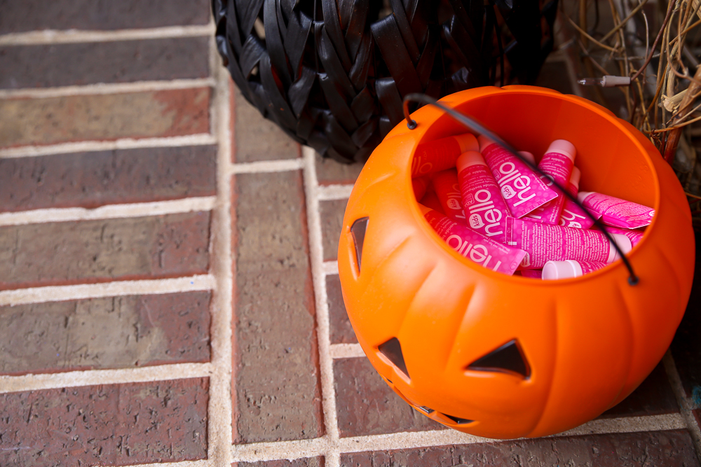Costumes, Candy, and Hello Toothpaste- We're Ready for Halloween!