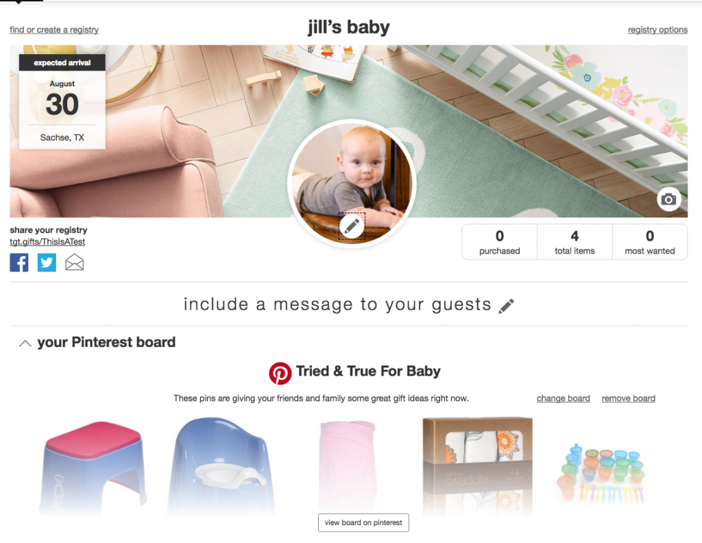Target Wins At Everything, Including Baby Registries   BabyRabies.com