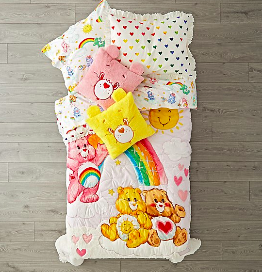 All Our Childhood Care Bear Dreams Came True