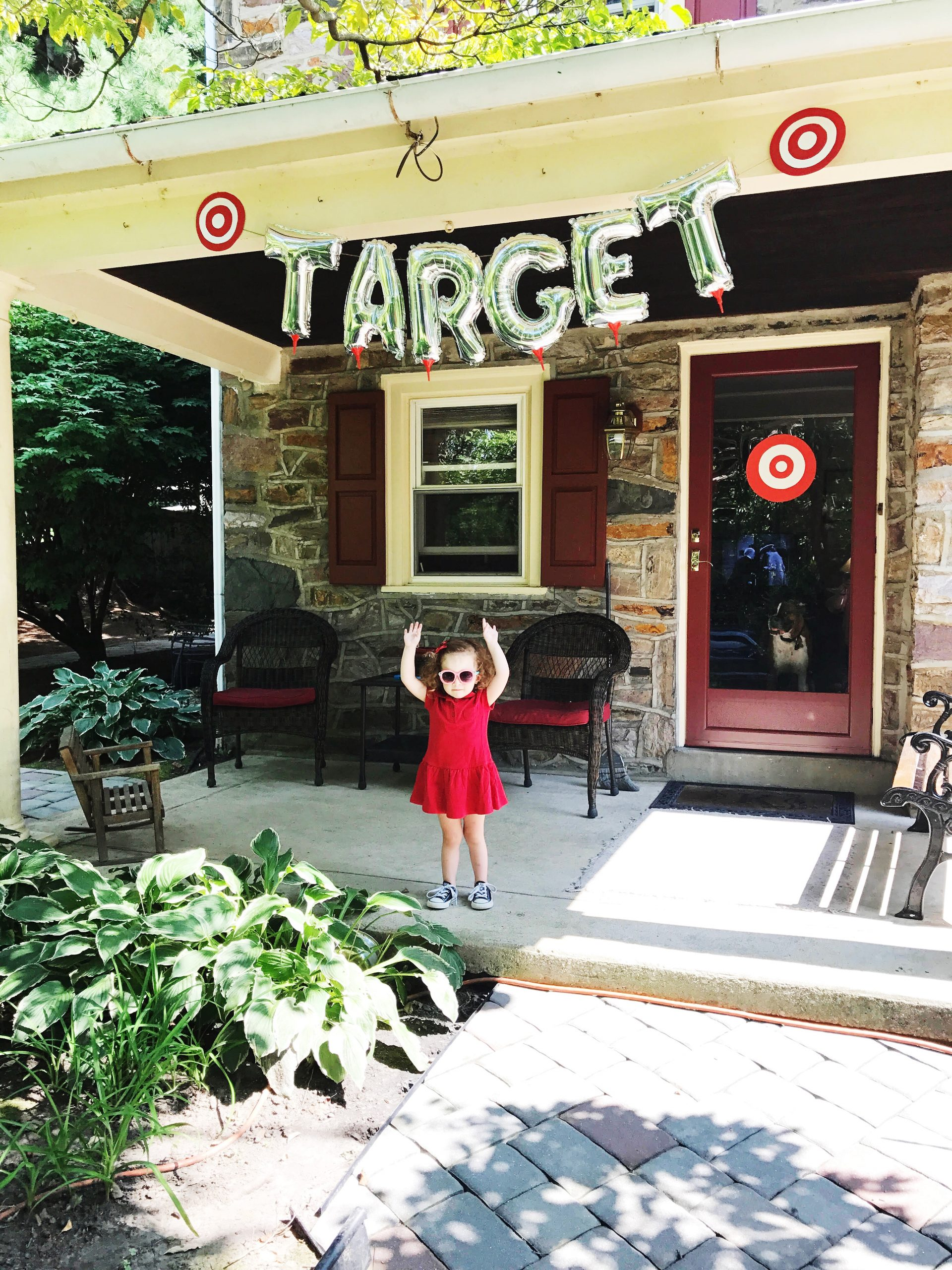 This Girl Got The Target Birthday Part Of Her Dreams