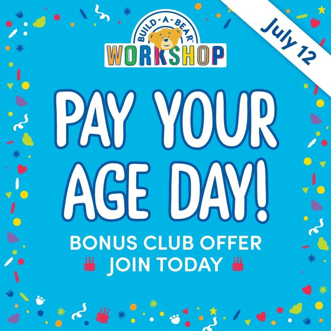 Save Big At Build-A-Bear With NO LINES!