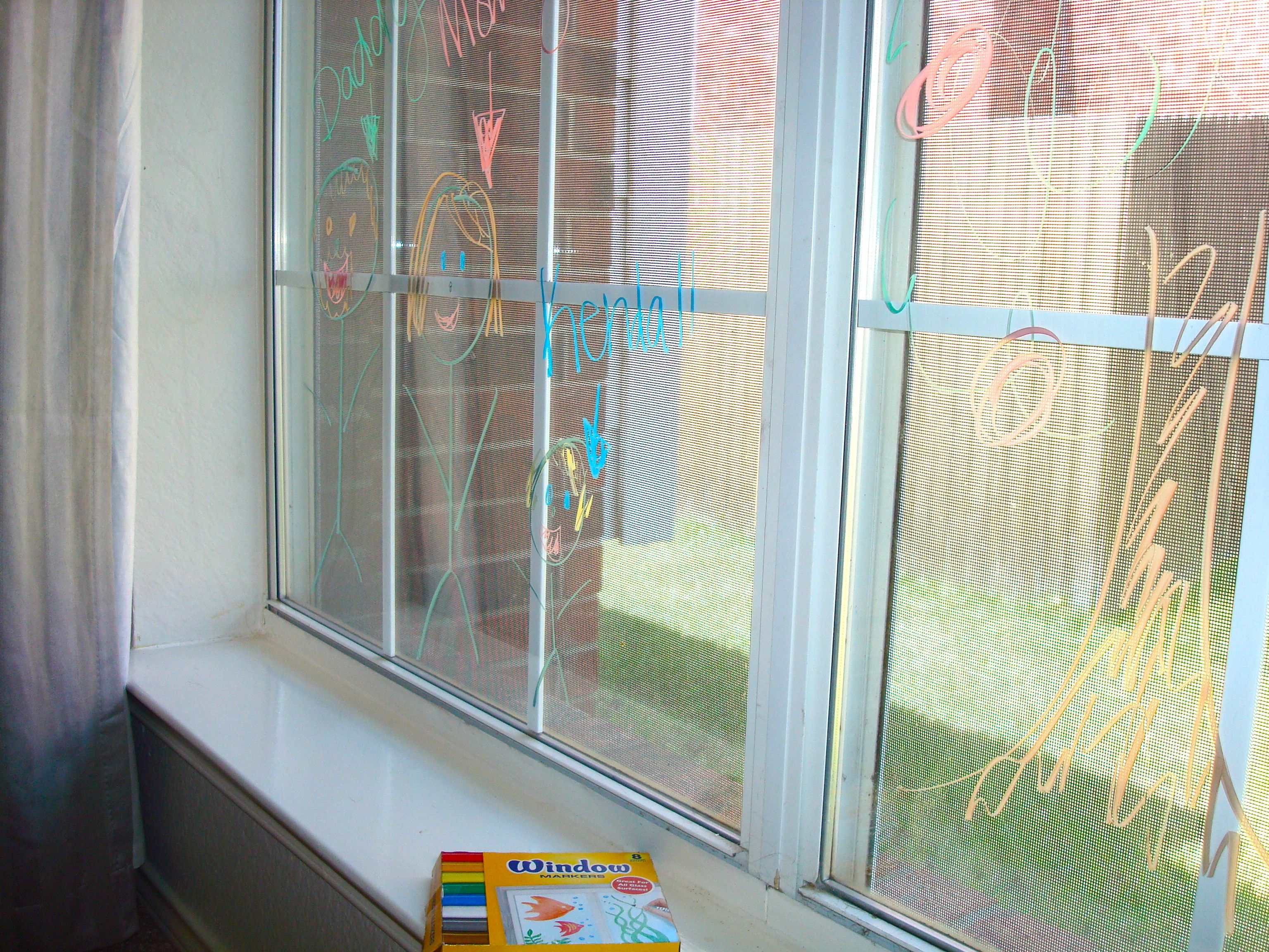 crayola window markers Archives - Baby Rabies