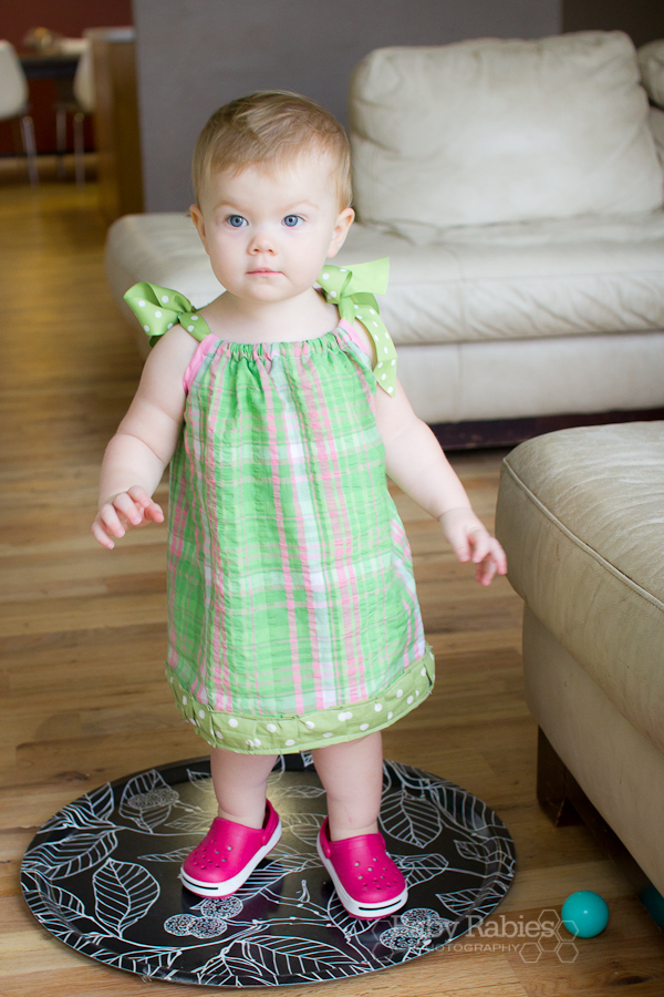 A Refreshed Pillowcase Dress Tutorial