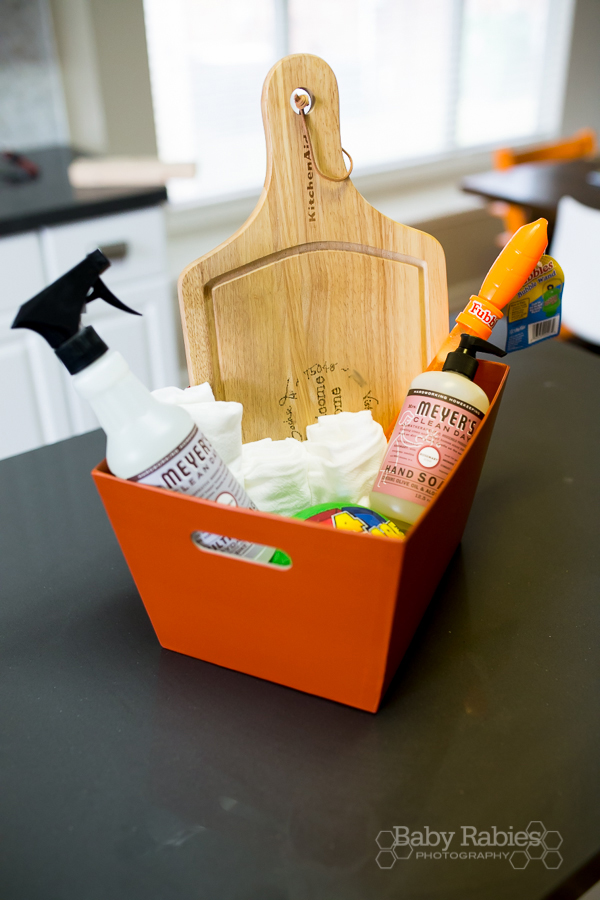 SUPER EASY personalized housewarming gift- babyrabies.com