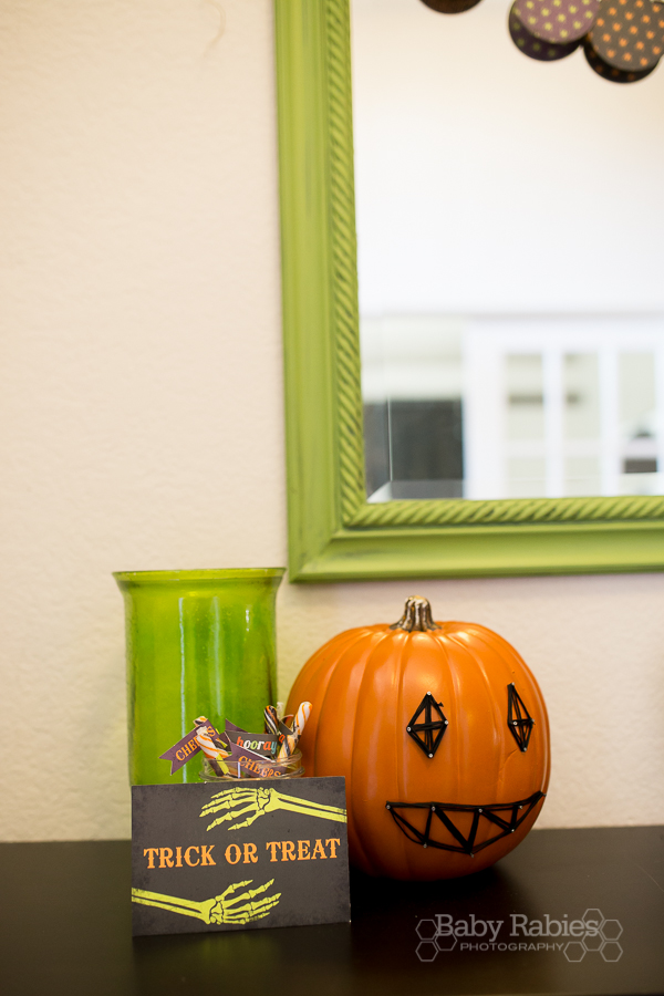 Simple, Whimsical Halloween Decorations