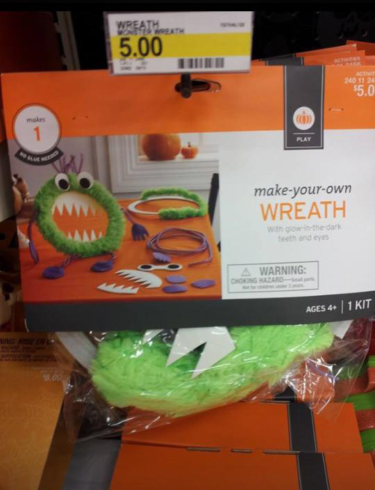 TargetMonsterWreath