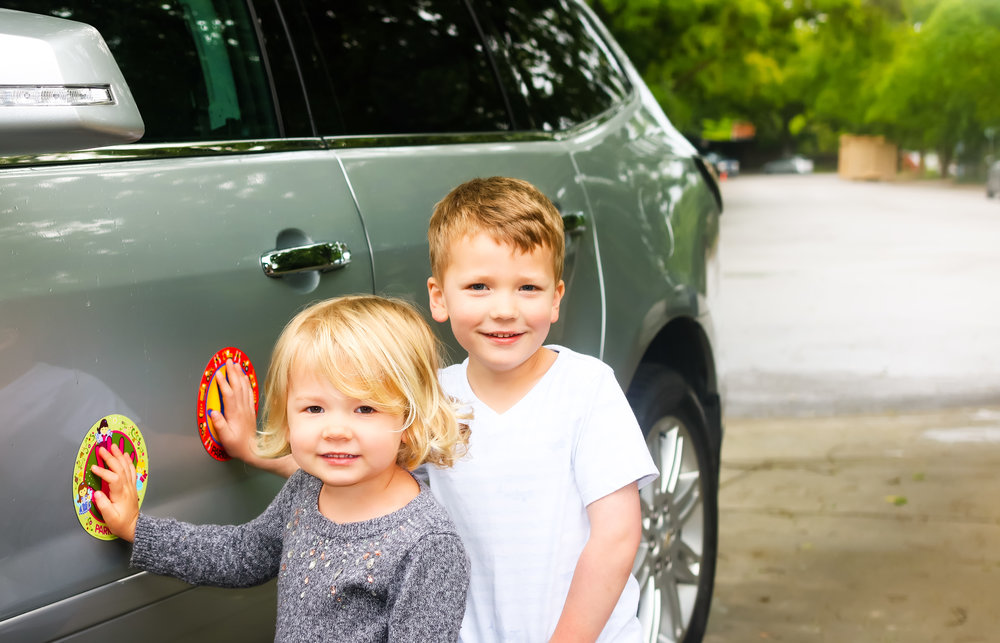 Parking Pal- a tested and approved way to keep kids safe in parking lots | babyrabies.com