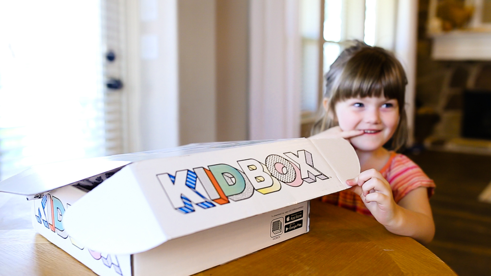 Kidbox is a kids style box full of quality brands for $98, every box kept equals new clothes donated to kids in need | BabyRabies.com