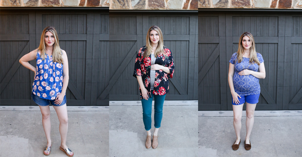 Stitch Fix Maternity plus 4th trimester styling tips | BabyRabies.com #stitchfix #stitchfixmaternity