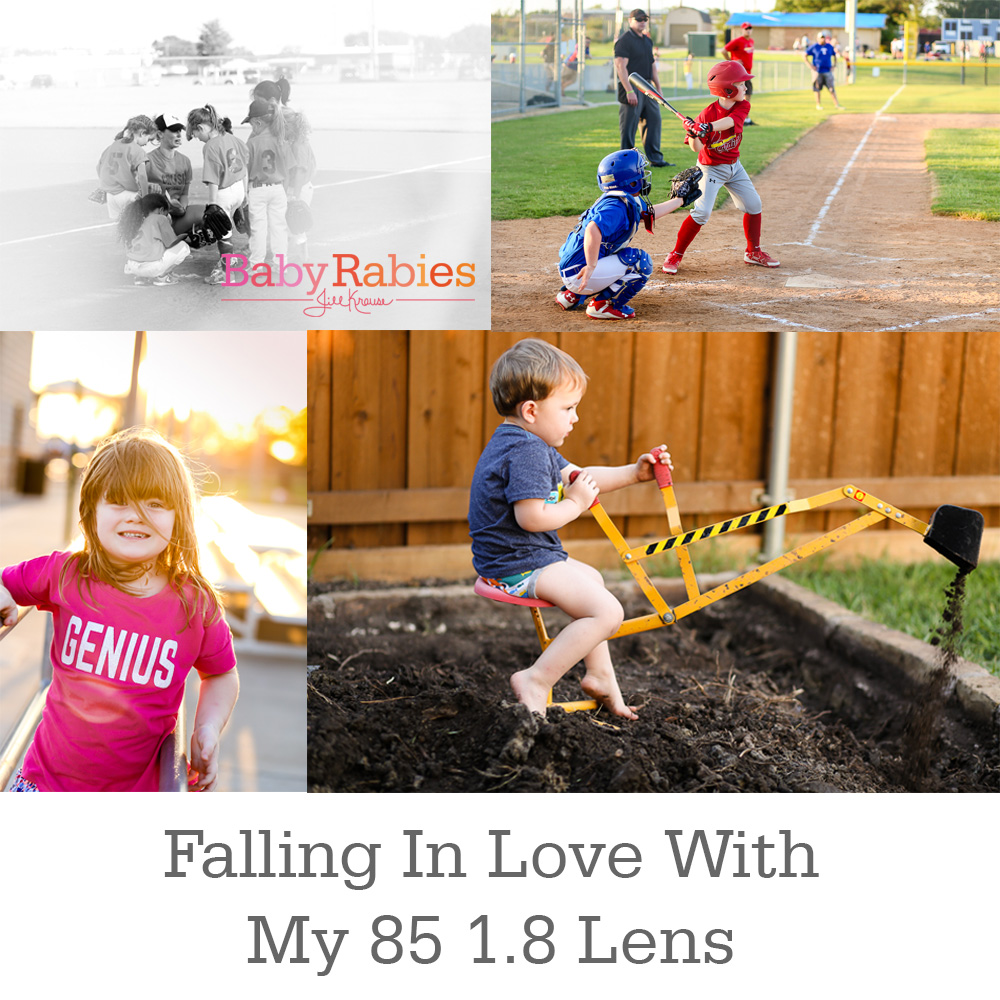 Falling In Love With My 85 1.8 Lens- Why It's Perfect For Parents & Beginners | BabyRabies.com