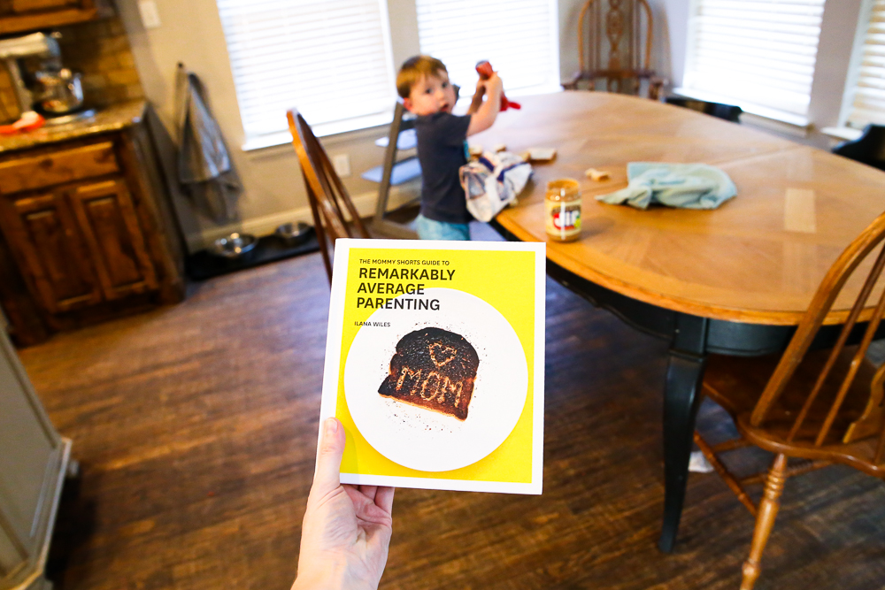 Remarkably Average Parenting - the book