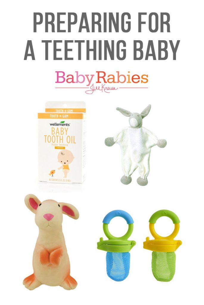 Preparing For A Teething Baby | BabyRabies.com