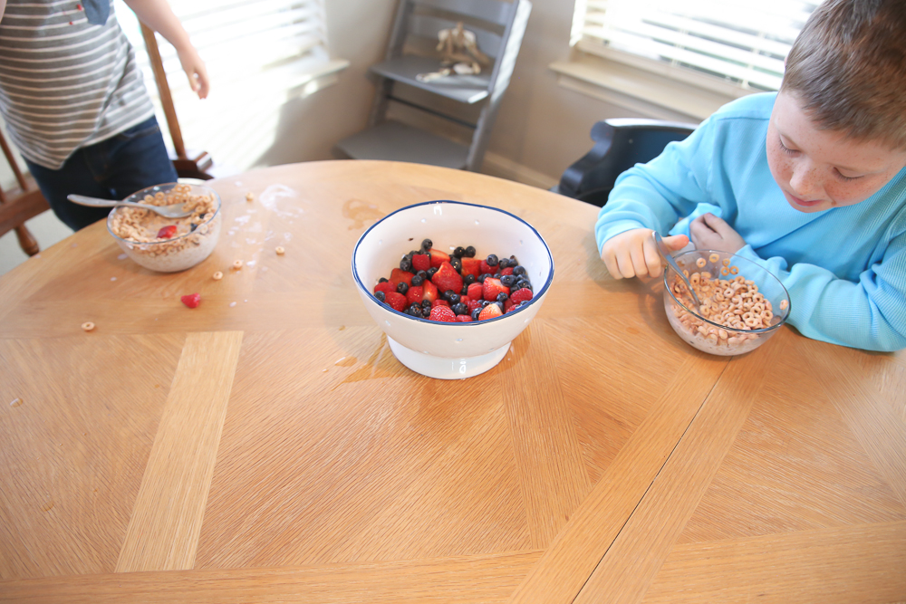 Very Berry Cheerios #BerriesEverywhere | BabyRabies.com