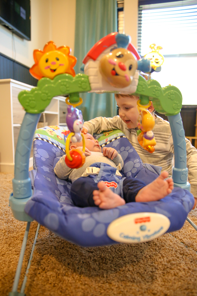 Things You Might Say When You Have A Newborn And A Toddler | BabyRabies.com