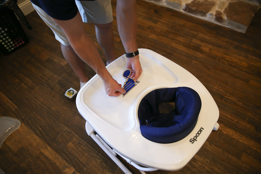 How To Personalize the Joovy Spoon baby walker   BabyRabies.com