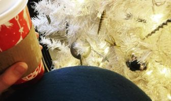 If You're Pregnant During The Holidays, This Is For You